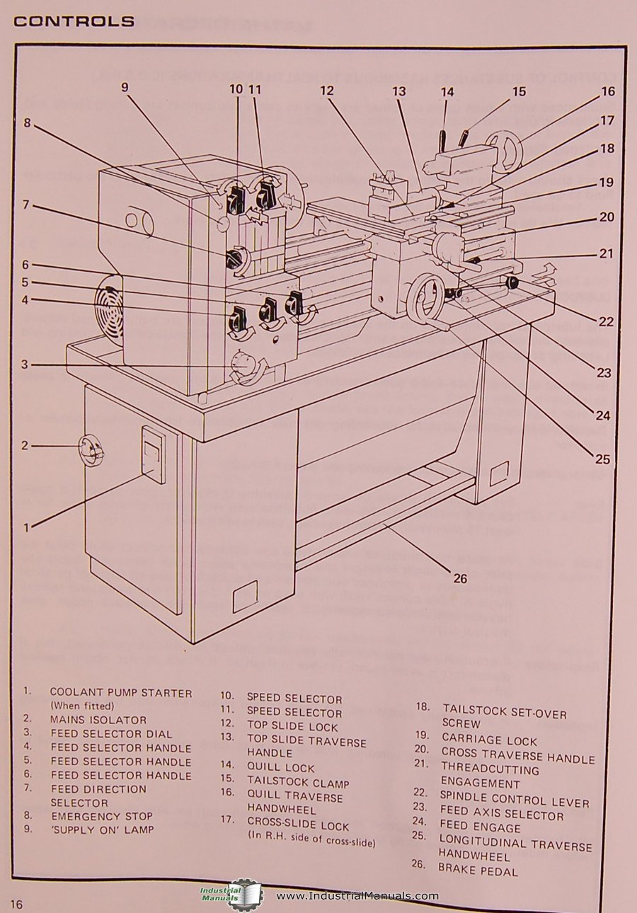 Harrison M300, 13 In Swing Centre Lathe, oeprations Maintenance and on line diagram, network diagram, critical mass diagram, block diagram, carm diagram, schema diagram, flow diagram, circuit diagram, concept diagram, exploded view diagram, wiring diagram, isometric diagram, process diagram, yed graph diagram, electric current diagram, sequence diagram, problem solving diagram, system diagram, cutaway diagram,