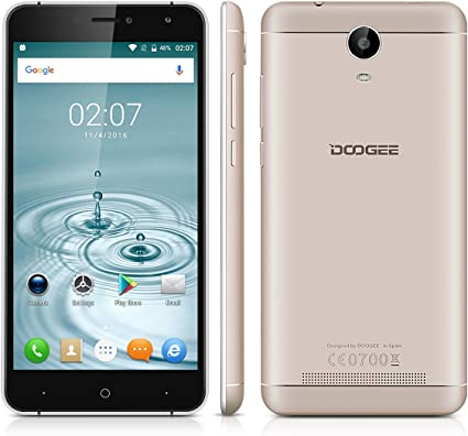 DOOGEE X7 Pro - Smartphone Libre 4G Android 6.0 (Pantalla 6.0 ...