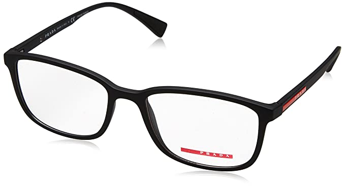 b5b0460967d2 Image Unavailable. Image not available for. Color: Prada Linea Rossa Men's  PS 04IV Eyeglasses 55mm