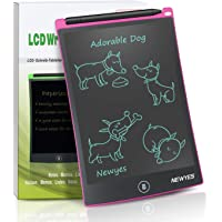 NEWYES LCD Writing Tablet,8.5 Inch (Pink)