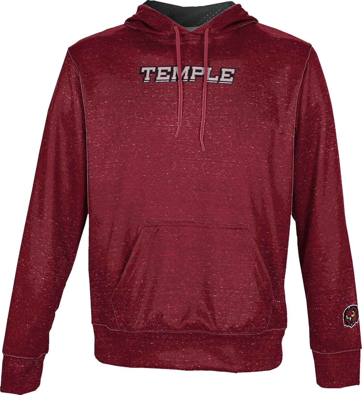 Heathered ProSphere Temple University Boys Pullover Hoodie