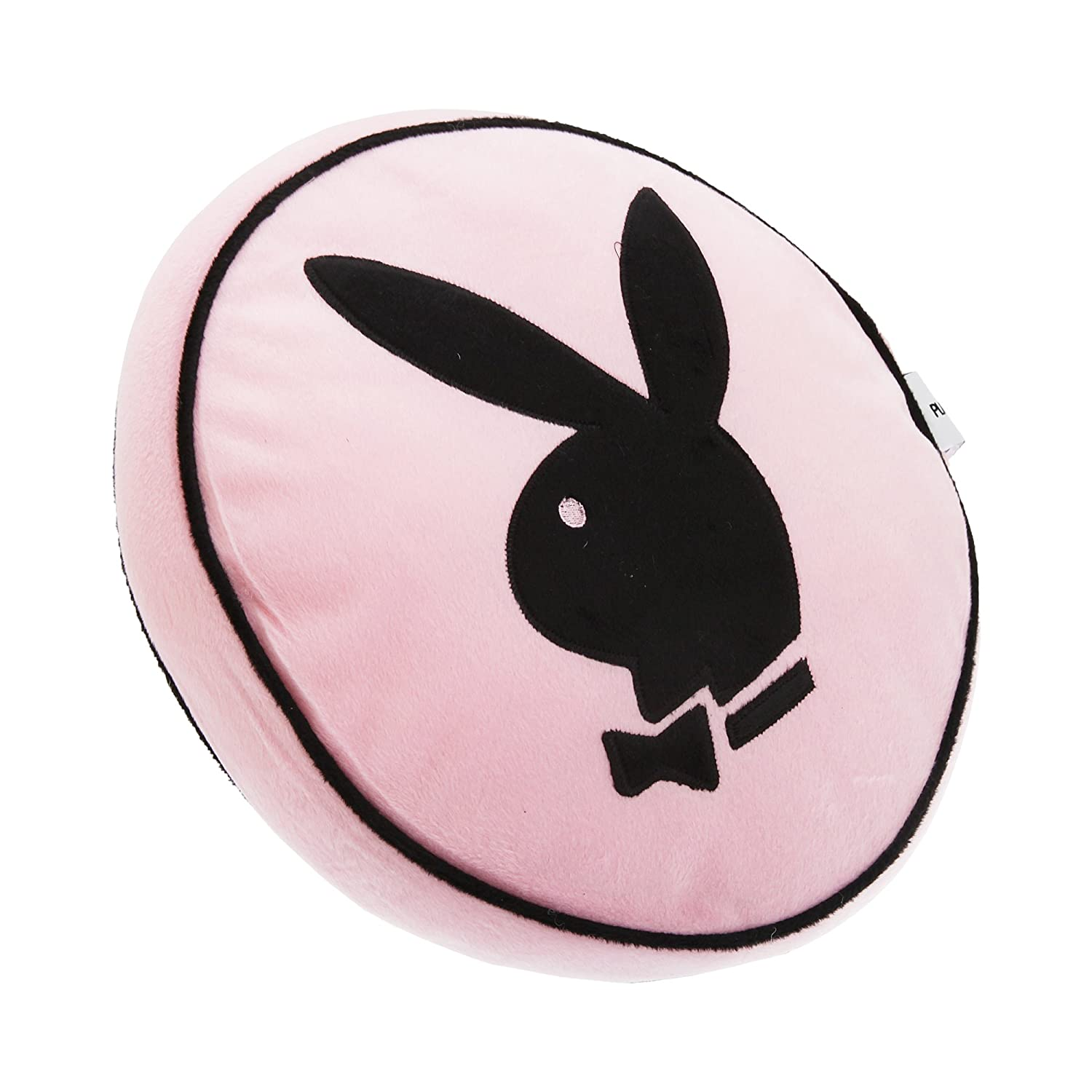 Playboy Bunny Round Cushion Pink