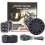 Alarme Para Motos Universal Positron Duoblock Px G8 350 Com Presença, Px G8 350 12874000