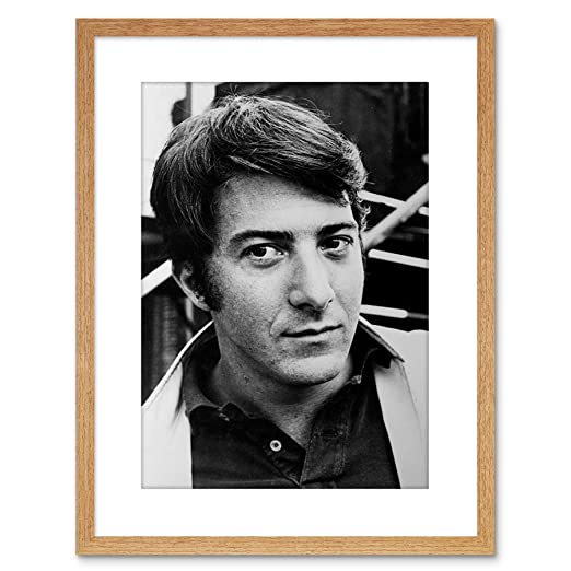 Wee Blue Coo Hollywood Publicity Shot Dustin Hoffman Small ...