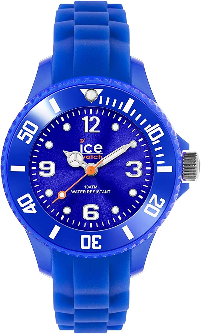Ice-Watch - ICE forever Blue - Reloj blu para Niño con Correa de silicona - 000791 (Extra small)