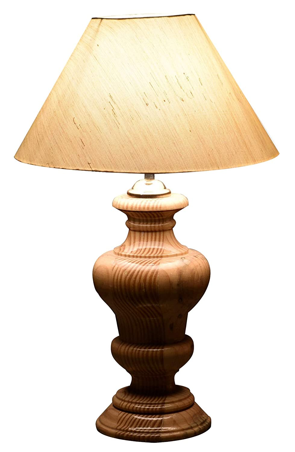 Buy Shadow Killer Modern Shade Lamp In Pine Wood Decorative Items Gift Lamp Bedside Lamp Decoration Items Table Decor For Home Decor Gift Items Diwali Gift Online At Low Prices In India Amazon In