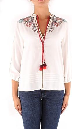 Desigual 19WWBW14 - Casaca para mujer beige XL: Amazon.es: Ropa y accesorios