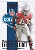 2016 Score NFL Football NFL Draft Complete 10 Card