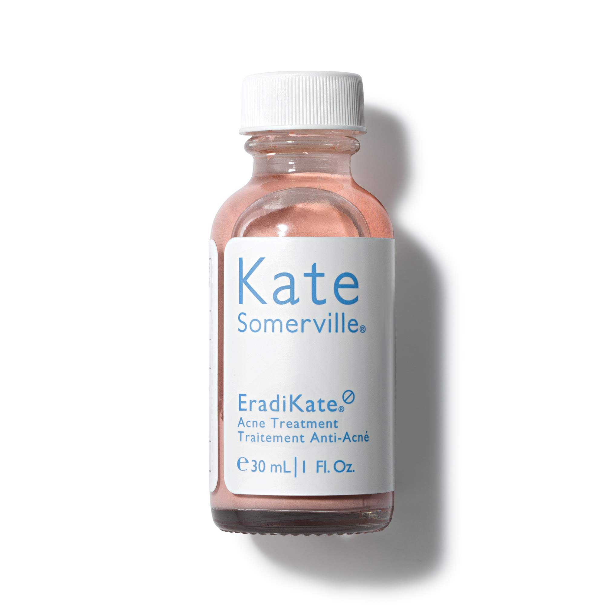 Kate Somerville EradiKate Acne Treatment | Clears Pimples Fast & Prevents Breakouts | Sulfur Spot Treatment | 1 Fl Oz