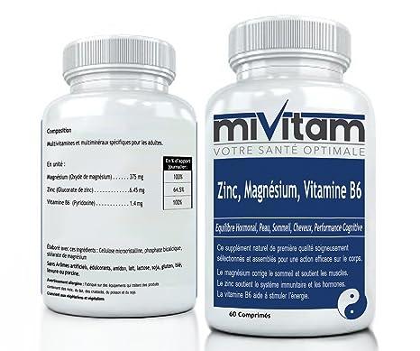 magnesium pour le corps