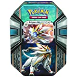 "Pokemon Spring Tin 2017 ""Legends of Alola GX Tin"" (Solgaleo GX)"