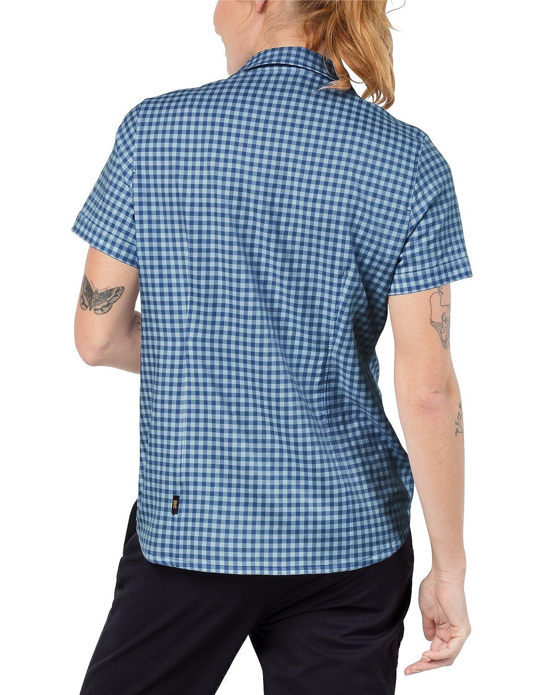 Amazon.com: Jack Wolfskin Kepler Camisa de la mujer: Clothing
