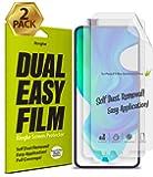 Ringke Dual Easy Film [2 Unidades] Diseñado para Protector de Pantalla Xiaomi Redmi K30 Pro, Protección Clara Fácil de…