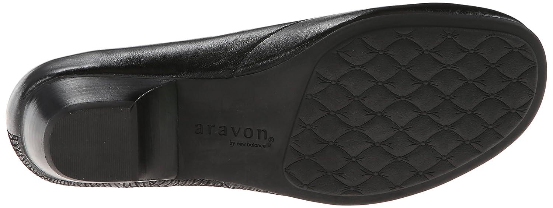 Aravon Aravon Aravon Woherren Portia - AR Dress Pump 714558