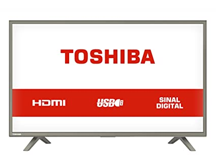 fd15a6063 TV LED 32 quot  HD com 3 entradas HDMI e 1 USB