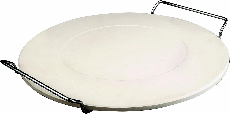 IBILI 778333 - Piedra para Pizza con Soporte 33 Cm