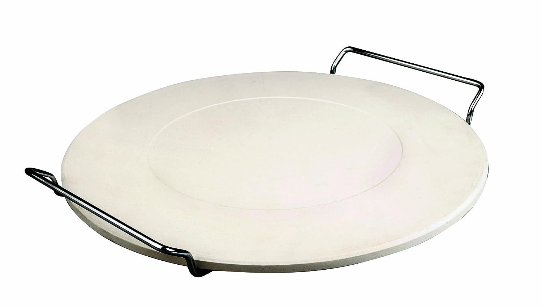 IBILI 778333 - Piedra para Pizza con Soporte 33 Cm: Amazon.es: Hogar