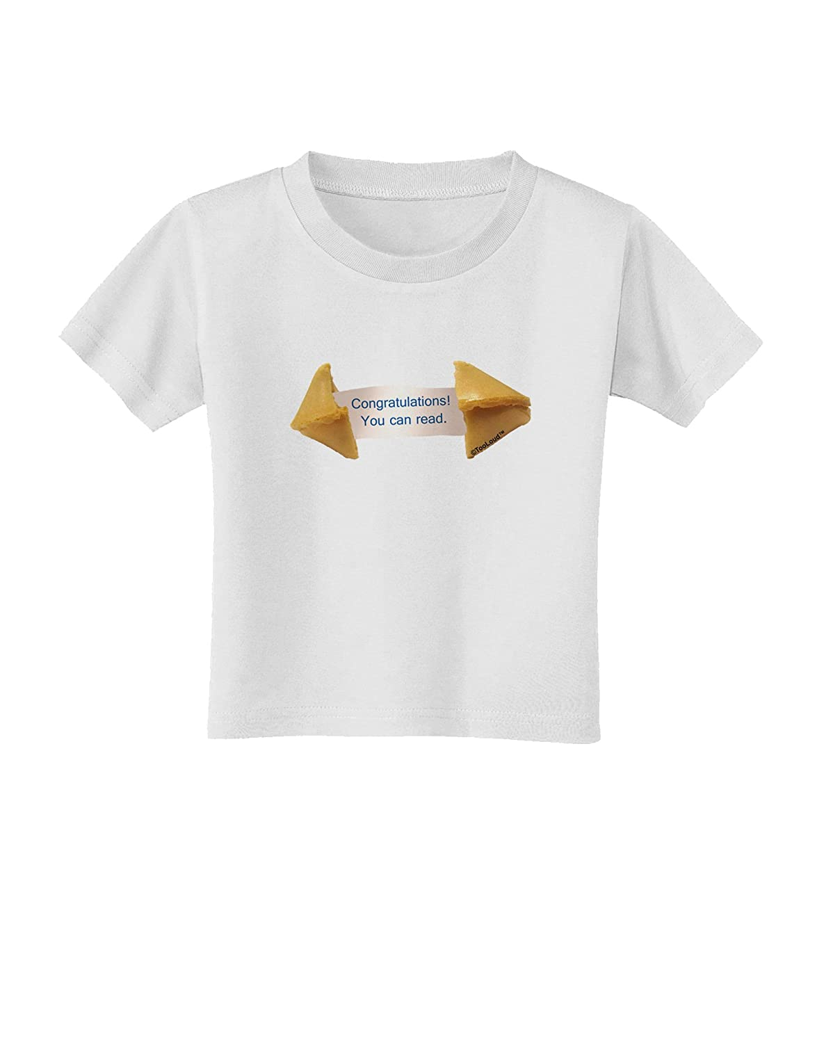 TooLoud Sarcastic Fortune Cookie Toddler T-Shirt