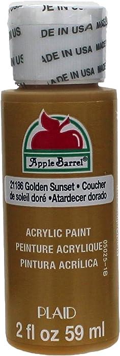 The Best Apple Barrel Acrylic Paint Metalic