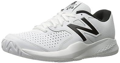 1a44e7e332047 Amazon.com | New Balance Men's MC696v3 Hard Court Tennis Shoe | Shoes