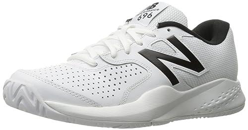 ee280701c New Balance Men s MC696v3 Tennis Shoe White  Amazon.ca  Shoes   Handbags