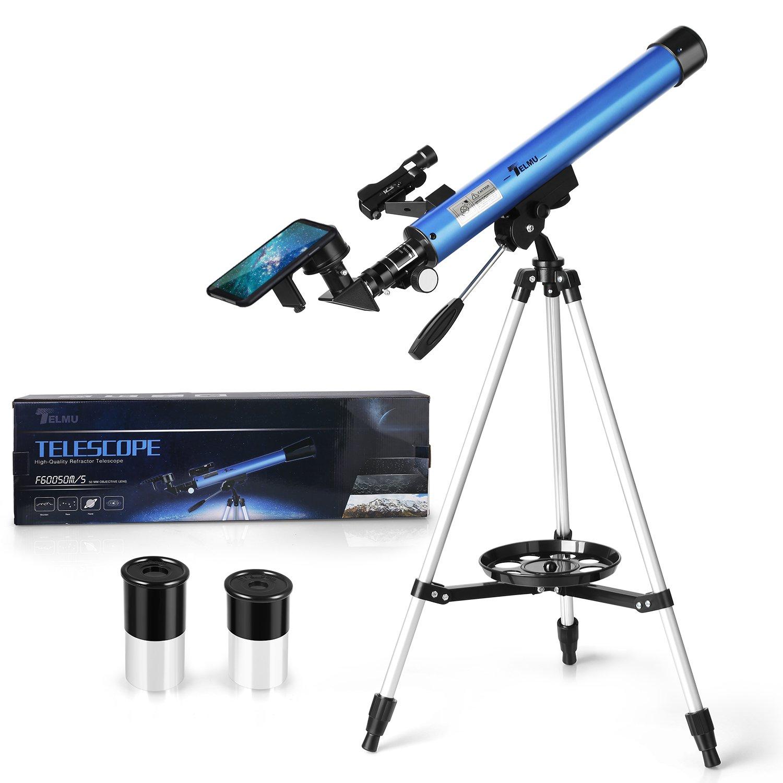 Telmu Telescopio F60050M/5