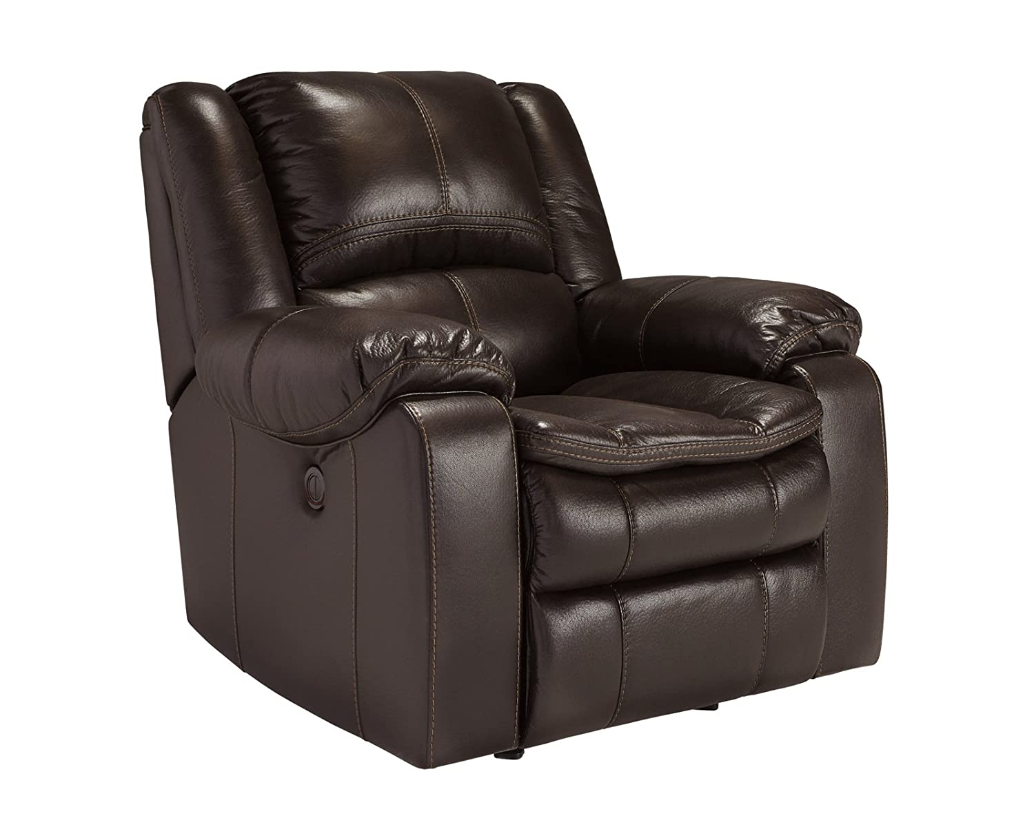 Amazon.com Signature Design by Ashley 8890598 Long Knight Collection Power Recliner Brown Kitchen u0026 Dining  sc 1 st  Amazon.com & Amazon.com: Signature Design by Ashley 8890598 Long Knight ... islam-shia.org