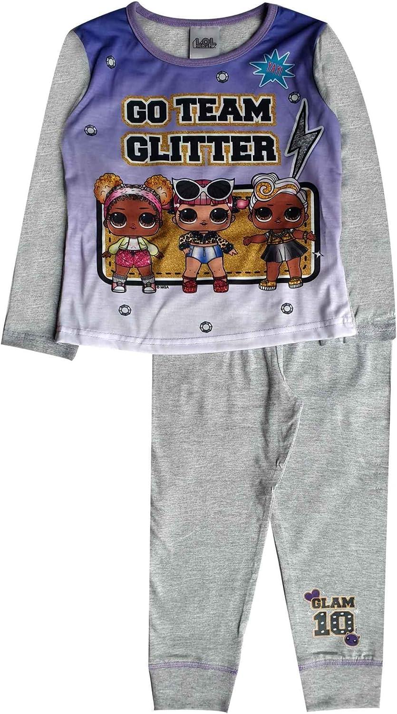 Girls LOL Born to Rock Pyjamas Dolls Surprise Kids