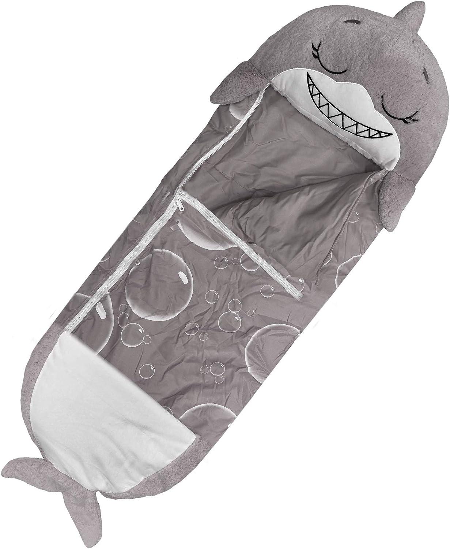 Funny Sleeping BagsHappy Cartoon AnimalsSleeping Bags Happy Nappers Childrens Sleeping BagsHugging PillowSleeping Bags2 in 1