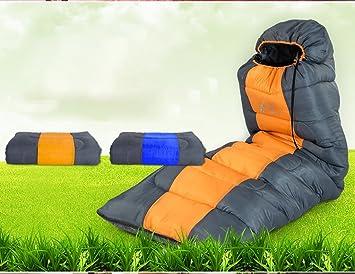 Saco de Dormir al Aire Libre Grueso Grueso Que acampa Saco de Dormir Saco de Dormir de: Amazon.es: Juguetes y juegos