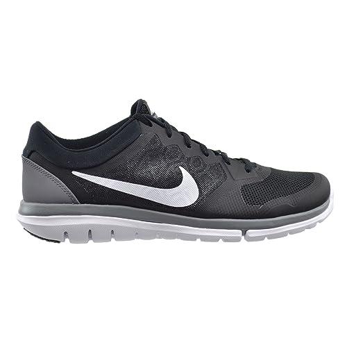 Crónico cosecha Interprete  Buy NIKE Flex 2015 RN Men's Shoes Black/White-Cool Grey 709022-001 (7.5  D(M) US) at Amazon.in