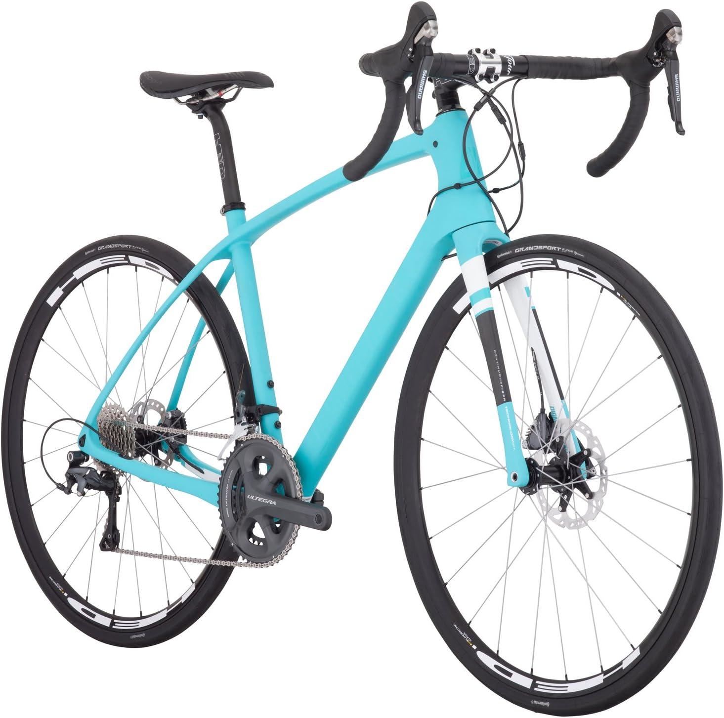 Diamondback Bicycles Airen 5 Bicicleta de Carretera de Carbono ...