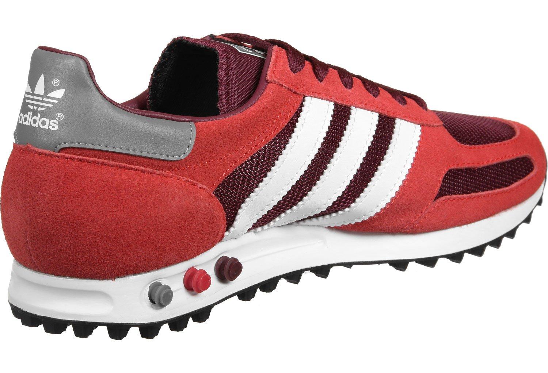 adidas LA Trainer OG Shoes Burgundy