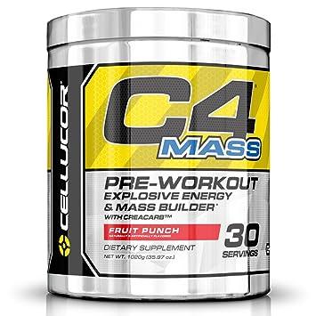 Mass gainer 30 servings