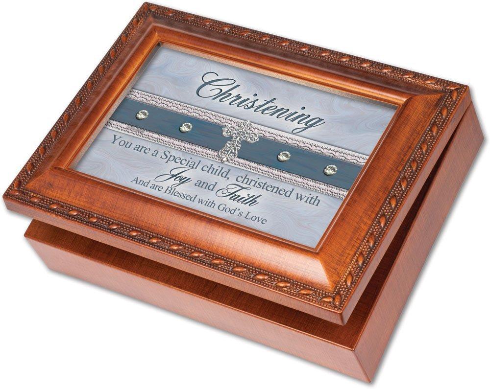 安いそれに目立つ Cottage Garden洗礼式Woodgrain音楽ボックス Cottage B00BDRY2GW/ジュエリーボックスPlays Jesus Jesus Loves Me B00BDRY2GW, La mia Vita:c168f1cb --- arcego.dominiotemporario.com