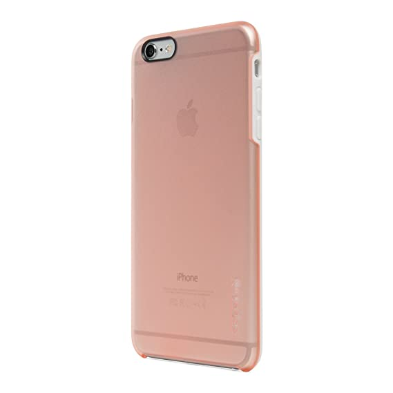 ecafccb802d Image Unavailable. Image not available for. Color: Incase Halo Shell Case  for iPhone 6s/6 (Rose Quartz - INPH14067-RSQ