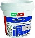 ParexGroup 2433 Colle & Joint en pâte 1,5 kg Gris