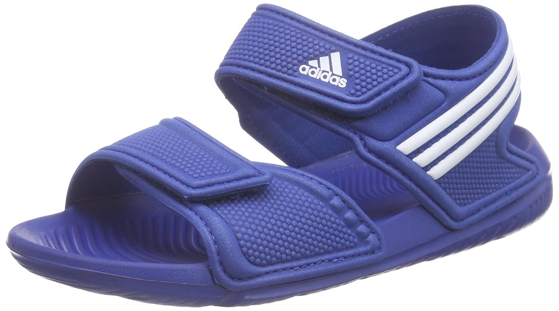 11f959558e9 Adidas Performance Akwah Swim Sandals - Blue - 13K: Amazon.ca: Shoes &  Handbags