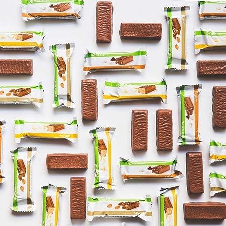 Herbalife - Proteina en Barritas Express Chocolate 7 x 56 g