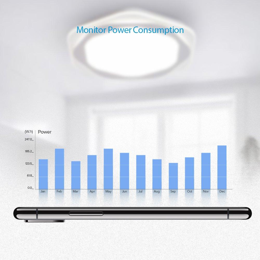 Koogeek Wifi Smart Lichtschalter 220 ~ 240V: Amazon.de: Kamera