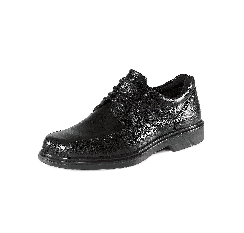 Ecco Men's Business Comfort Bike Toe Tie Oxford Mahogany 35624-1195 (EU39(5-5.5 US))