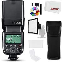 Godox TT600 2,4 G trådlös kamera stroboskop blixtljus GN60 Master/Slave kamerablixt med inbyggd Trigger Speedlite för…
