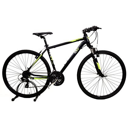 8ddb6b83158 Infinite Mixway-(Hb) 24speed-F(19) 700x35 Aluminium Unisex Hybrid Cycle:  Amazon.in: Sports, Fitness & Outdoors