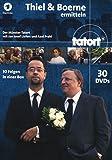 Tatort;(1-3)Thiel Und Boerne Ermitteln [30 DVDs]