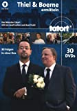 Tatort Münster - Thiel und Boerne ermitteln Fall 1-30 [30 DVDs]