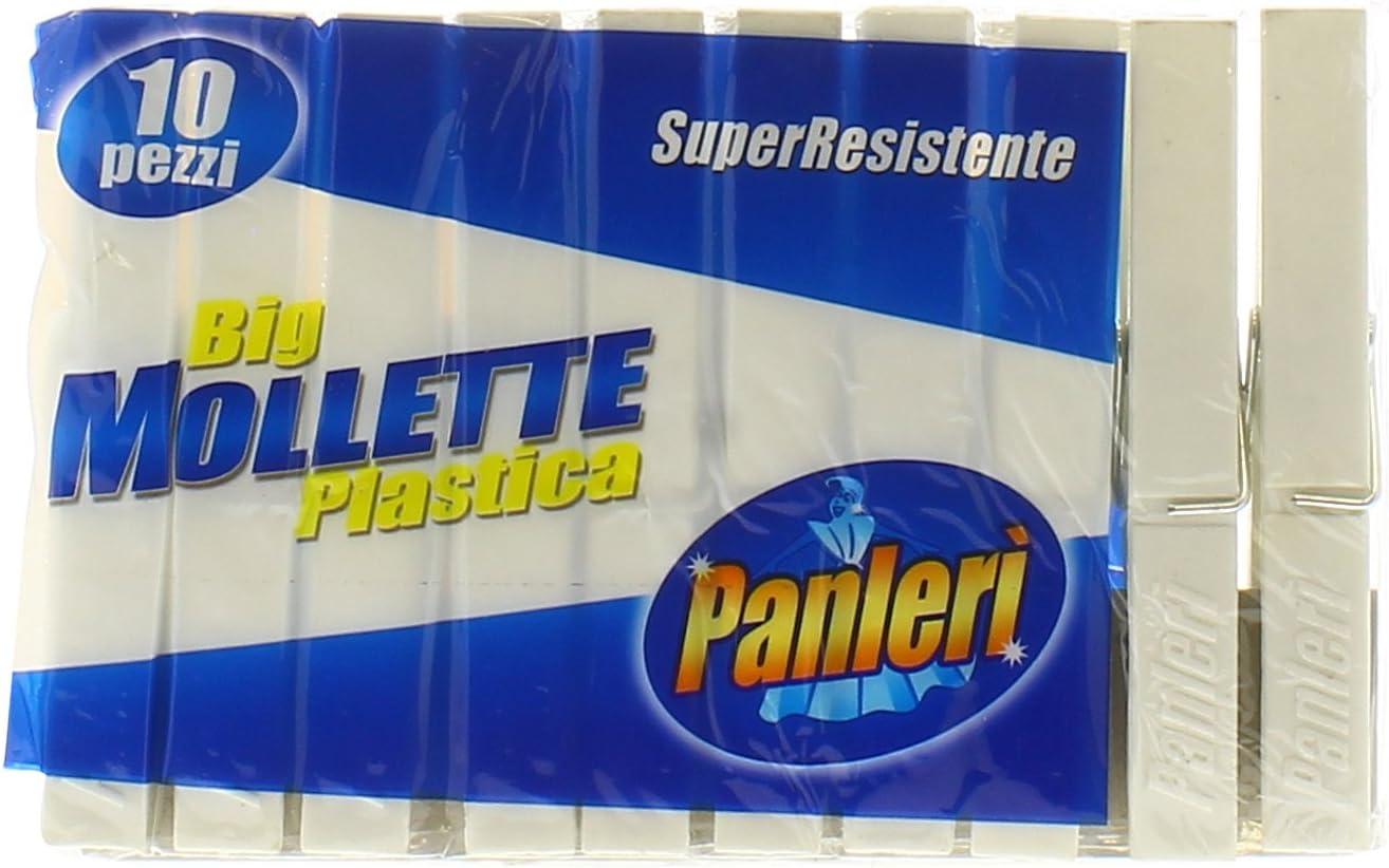PANLERI MOLLETTE PLASTICA 10PZ