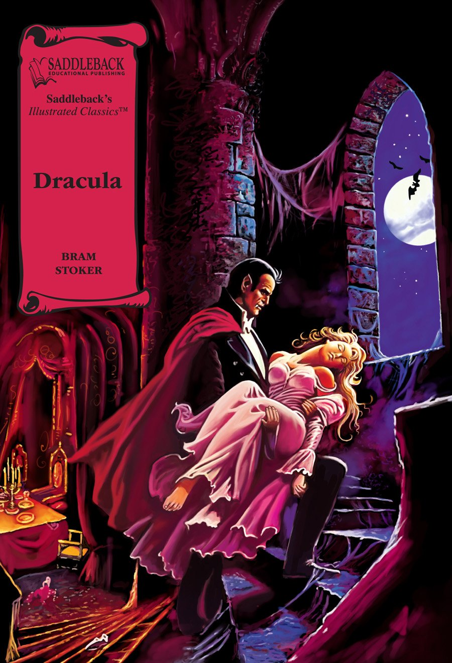 Dracula Illustrated Classics Bram Stoker