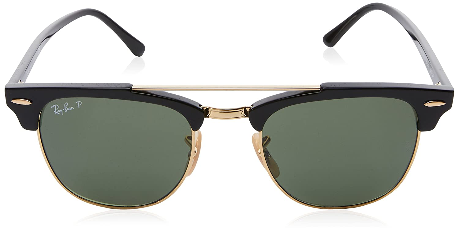d7d5241acf Ray Ban Clubmaster Green Polarized