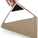 Rug Grippers - Latest Upgraded Carpet Anti-Skid Pad with Strong Sticky Anti Slip Straight Carpet Tape for Curled Corners…