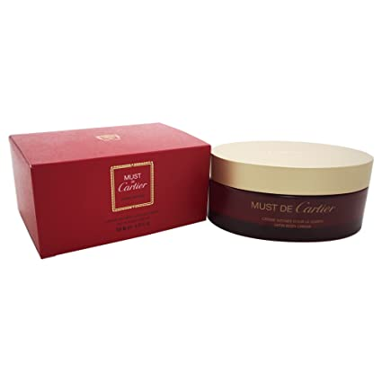 Cartier Must de Cartier Satin Crema de Cuerpo - 200 ml
